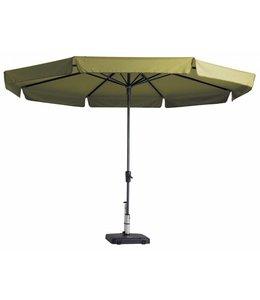 Madison Parasol Syros Round ∅350cm (Sage Green)