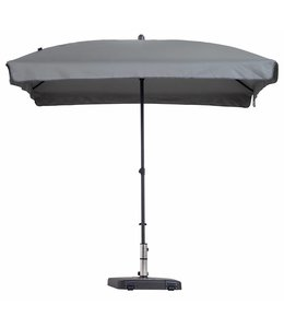 Madison Parasol Patmos 210x140cm (Light Grey)