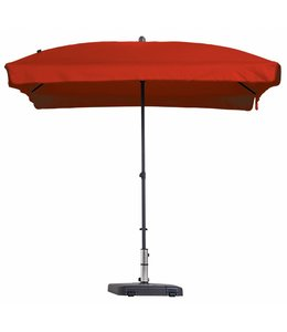 Madison Parasol Patmos 210x140cm (Brick Red)