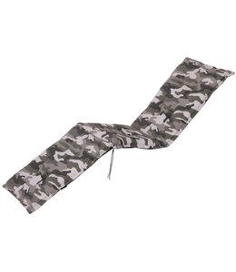 Madison Ligbed kussen 65x200cm (Camouflage)