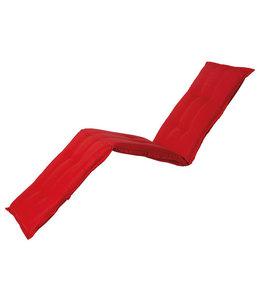 Madison Ligbed kussen 65x200cm (Basic Red)