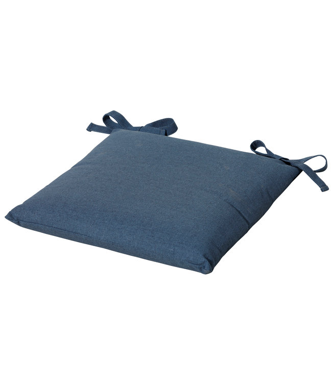 Madison Toscane kussen 46x46cm (Outdoor Oxford Blue)