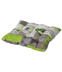 Madison Toscane kussen 46x46cm (Enjoy Lime)