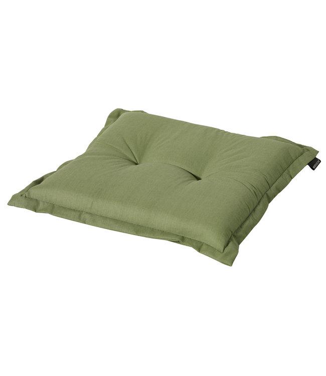 Madison Hocker kussen 50x50cm (Basic Green)