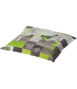 Madison Hocker kussen 50x50cm (Enjoy Lime)