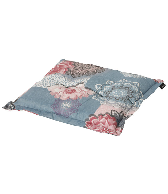 Madison Hocker kussen 50x50cm (Lisa Pink)