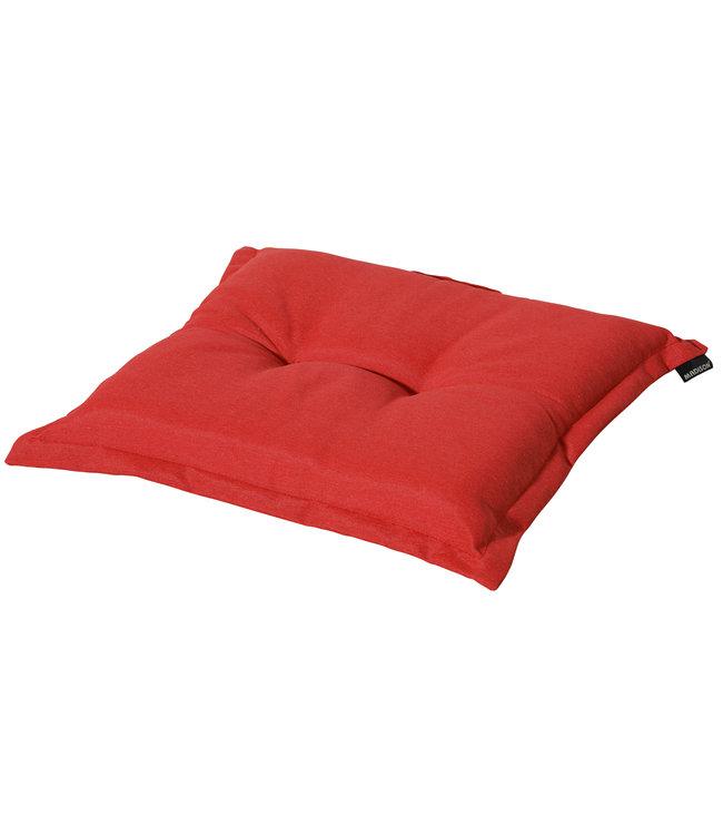 Madison Hocker kussen 50x50cm (Panama Brick Red)