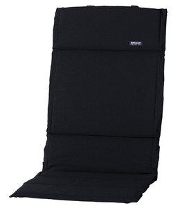 Madison Fiber de luxe kussen 123x50cm ( Basic Black)