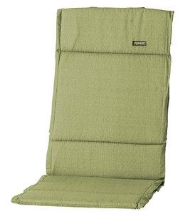 Madison Fiber de luxe kussen 123x50cm (Basic Green)