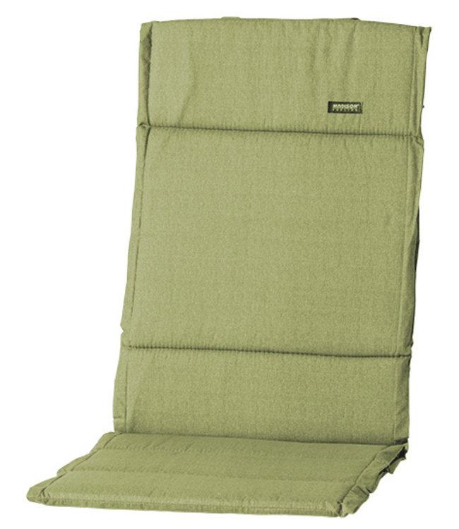 Madison Fiber de luxe kussen 123x50cm ( Basic Green)