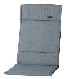 Madison Fiber de luxe kussen 123x50cm ( Basic Grey)