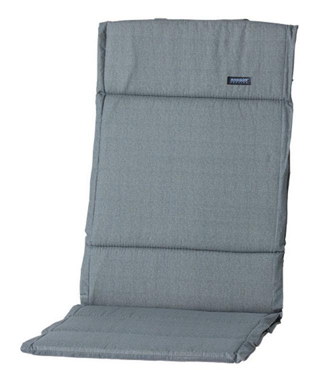 Madison Fiber de luxe kussen 123x50cm (Basic Grey)