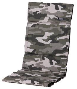 Madison Fiber de luxe kussen 123x50cm (Camouflage)