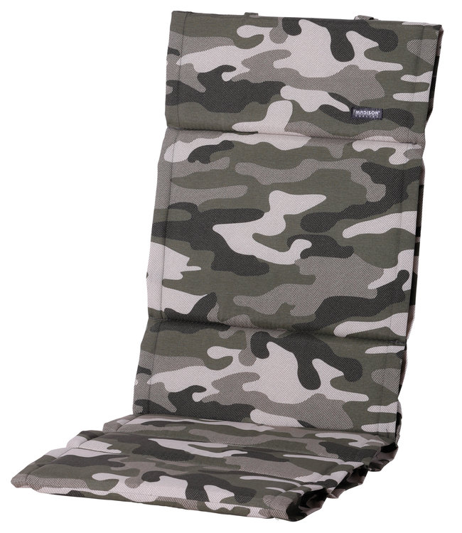 Madison Fiber de luxe kussen 123x50cm ( Camouflage)