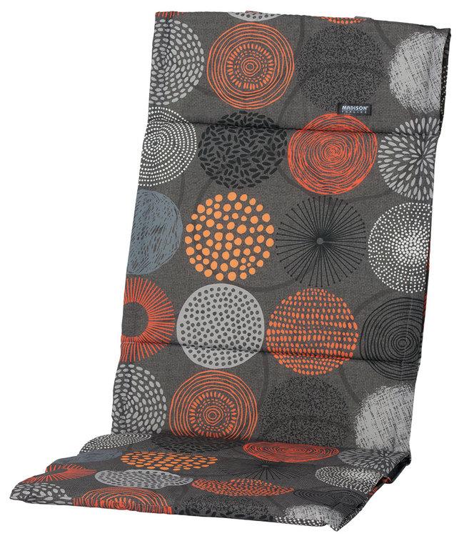 Madison Fiber de luxe kussen 123x50cm ( Fantasy Orange )