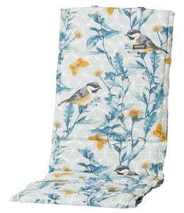 Madison Fiber de luxe kussen 123x50cm (Felien Blue)