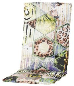Madison Fiber de luxe kussen 123x50cm ( Jolien Green)
