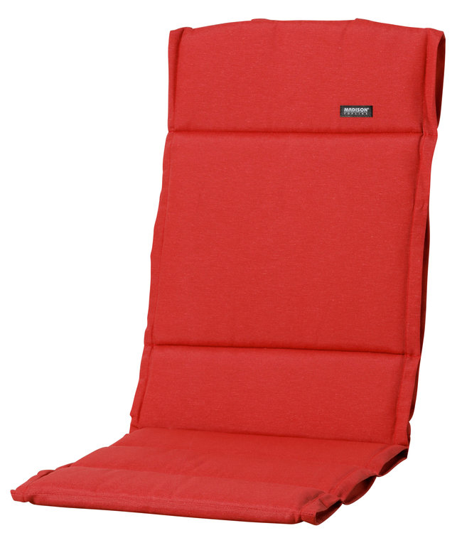 Madison Fiber de luxe kussen 123x50cm (Panama Brick Red)