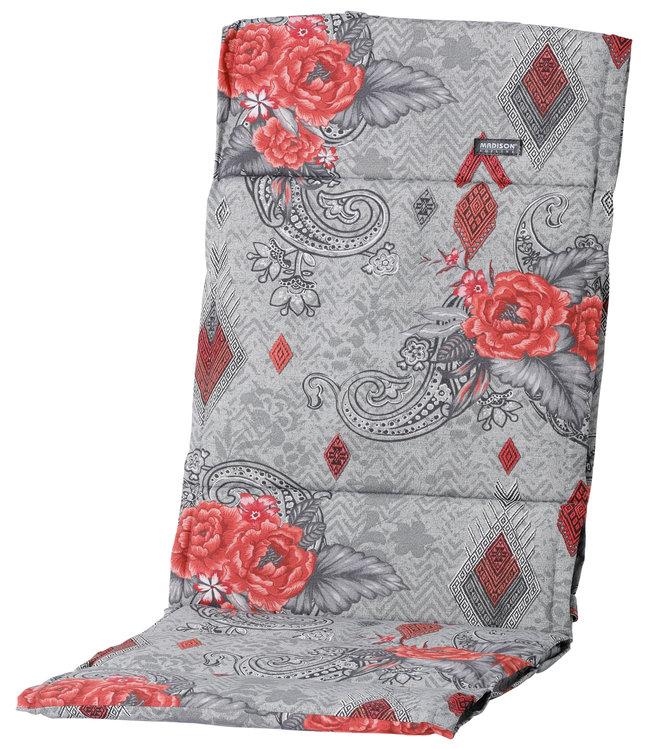 Madison Fiber de luxe kussen 123x50cm (Rowena Red)