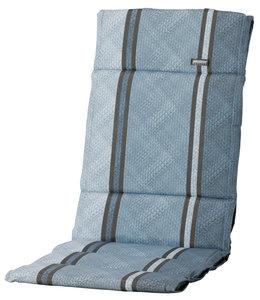 Madison Fiber de luxe kussen 123x50cm (Verry Blue)
