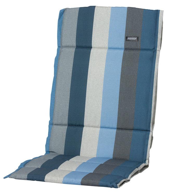 Madison Fiber de luxe kussen 123x50cm (Victoria Blue)