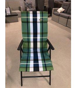 Madison Fiber de luxe kussen 123x50cm (Mixed colour Green)