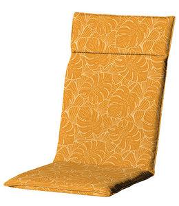 Madison Tuinstoelkussen hoog 50x123cm (Outdoor Palm Yellow)