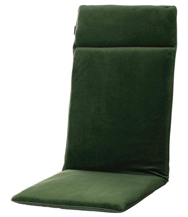 Madison Tuinstoelkussen hoog 50x120cm (Outdoor Velvet Green)