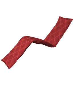 Madison Ligbed kussen 65x200cm (Viro Red)