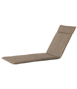Madison Ligbed kussen 60x190cm (Outdoor Manchester Taupe)
