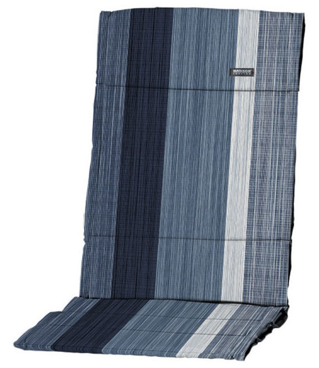 Madison Fiber de luxe kussen 125x50cm (Jonna Blue)