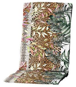 Madison Fiber de luxe kussen 125x50cm (Kyra Taupe)