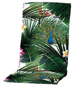 Madison Fiber de luxe kussen 125x50cm (Flora Green)