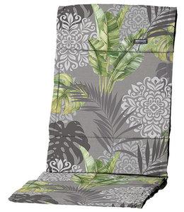 Madison Fiber de luxe kussen 125x50cm (Reva Grey)