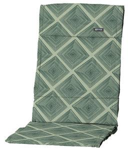 Madison Fiber de luxe kussen 125x50cm (Viro Sage)