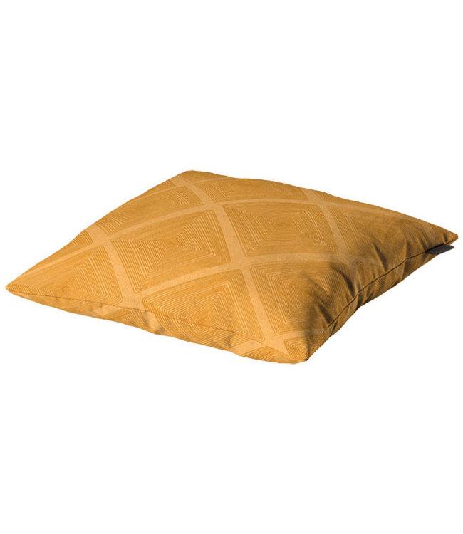 Madison Sierkussen Viro Yellow 50x50cm
