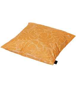 Madison Sierkussen Outdoor Palm Yellow 50x50cm