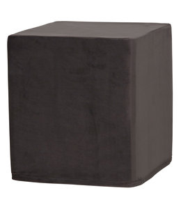 Madison Outdoor Cube 40x40x45 (Outdoor Velvet Grey)
