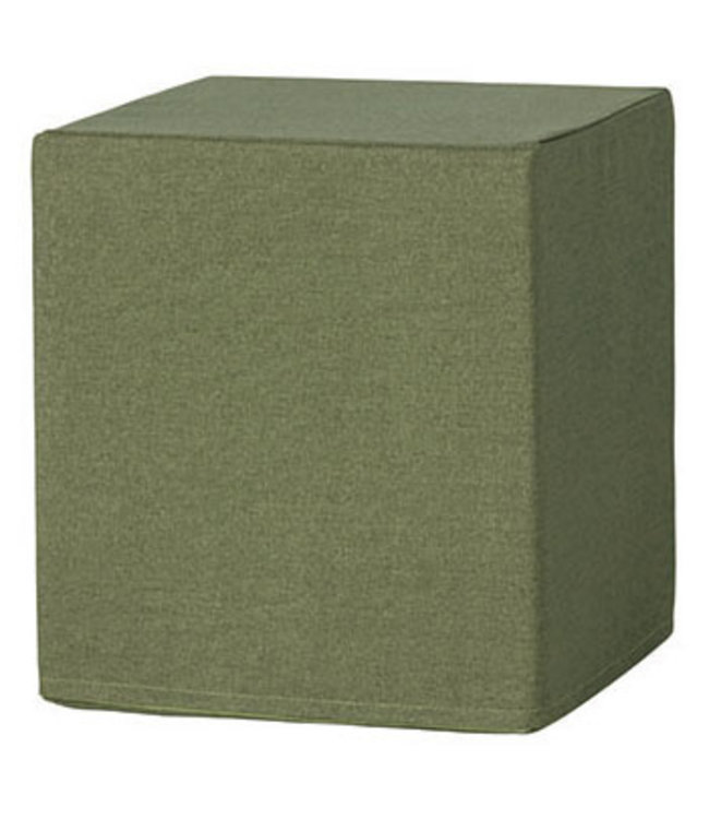 Madison Outdoor Cube 40x40x45 (Outdoor Oxford Green)