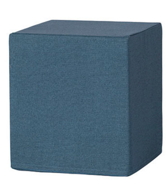 Madison Outdoor Cube 40x40x45 (Outdoor Oxford Blue)