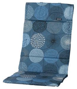 Madison Fiber de luxe kussen 123x50cm (Fantasy Blue)