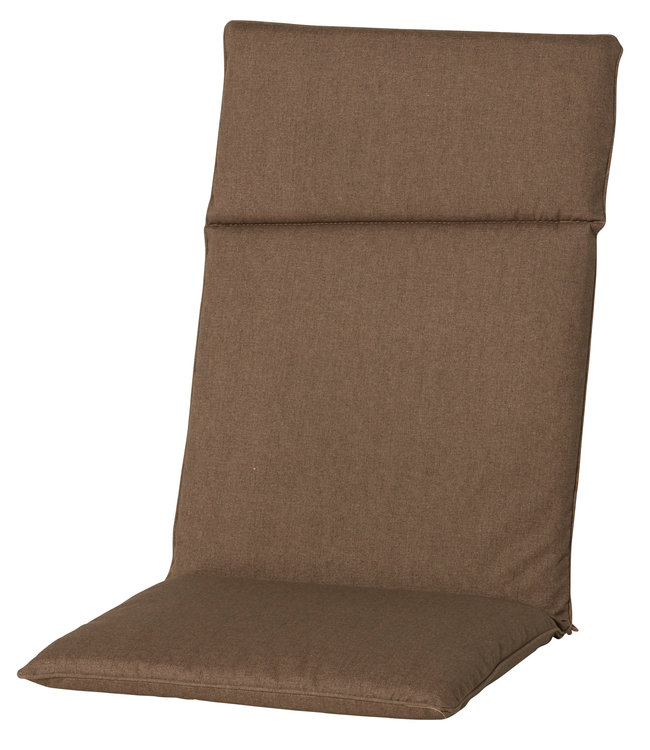 Madison Tuinstoelkussen Universeel hoog 50x120cm (Outdoor Oxford Taupe)