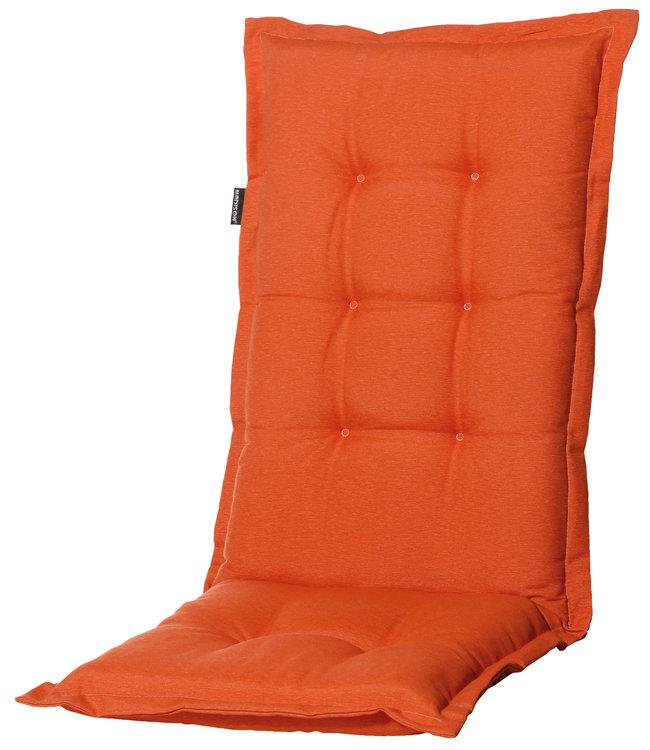 Madison Tuinstoelkussen hoog 50x123cm (Panama Flame Orange)