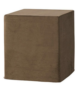 Madison Outdoor Cube 40x40x45 (Outdoor Velvet Taupe)