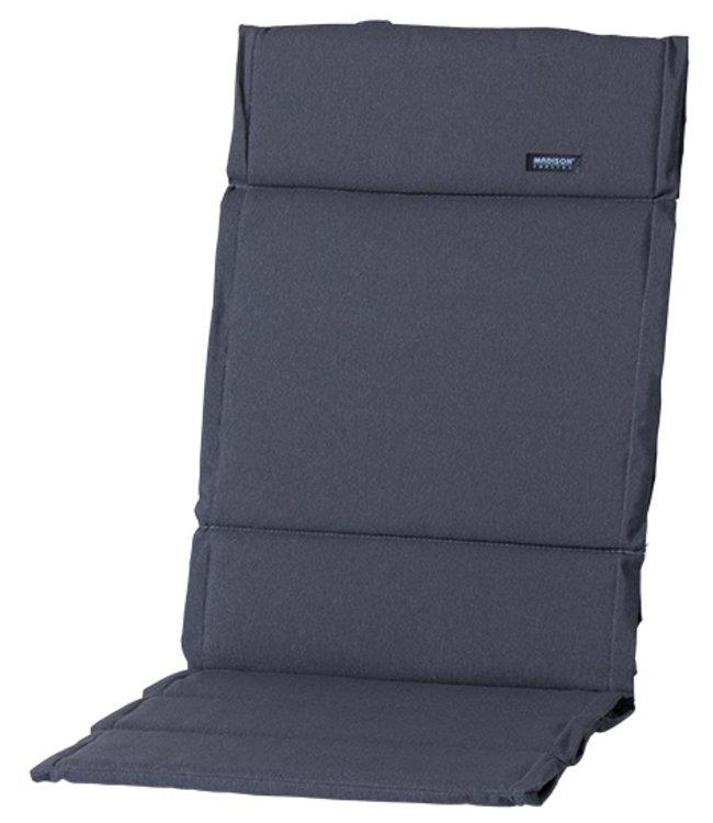 Madison Fiber de luxe kussen 123x50cm (Outdoor Panama Grey)