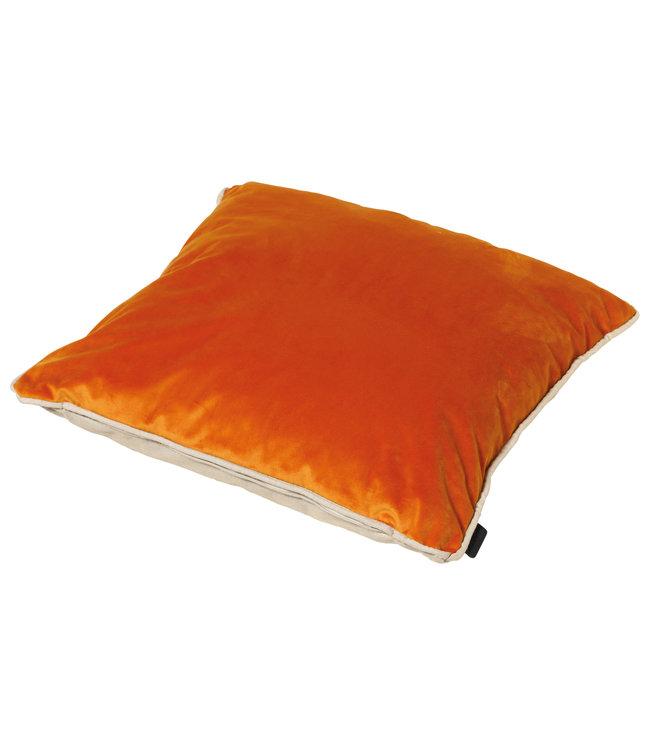 Madison Sierkussen Panama Linnen / Velvet Orange 45x45cm