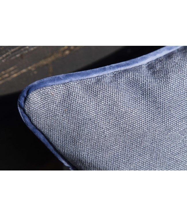 Madison Sierkussen Outdoor Manchester Denim Grey 45x45cm