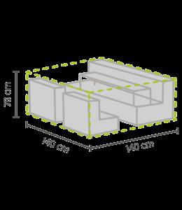 Outdoor Covers Premium Loungeset beschermhoes XS 140x140x70cm