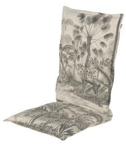 Hartman Tuinstoelkussen hoog 50x123cm (Daley Sand)