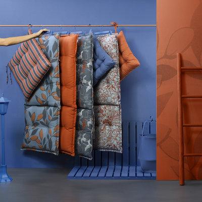 Thema: Orange/Blue